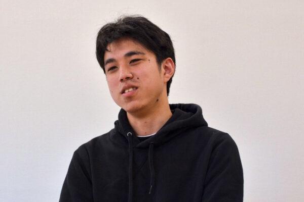 【先輩インタビュー】フルックス 馬場さん