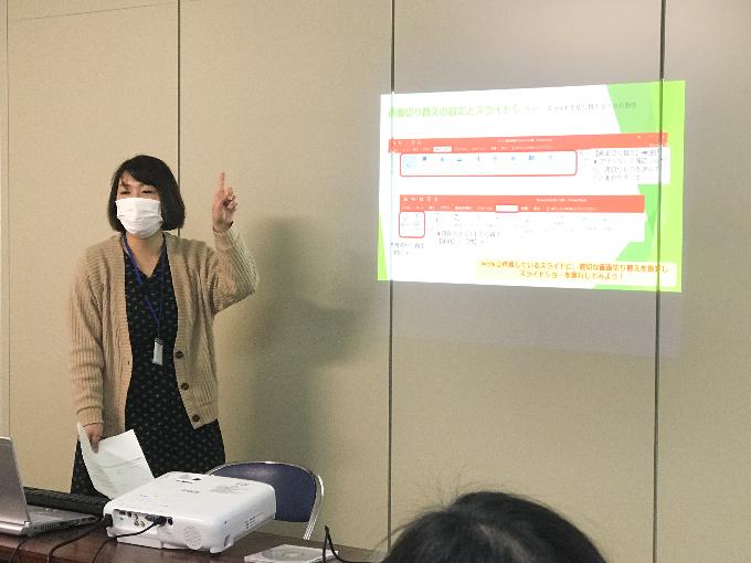 就活セミナー:パソコン基礎講座(Word・Excel・PowerPoint)